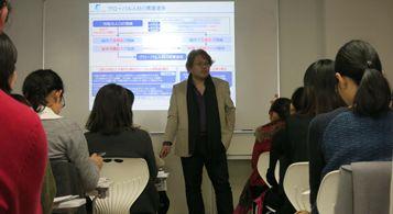 語学留学サポートの新しい形 アジア最優秀留学エージェントが新宿で グローバル人材育成セミナーを開催