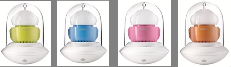 有名ブランドAlessi(アレッシィ)LEDランプがより親しみやすく Alessilux(アレッシィラックス)UFO の価格改定 -9800円(税込)へ値下げ-