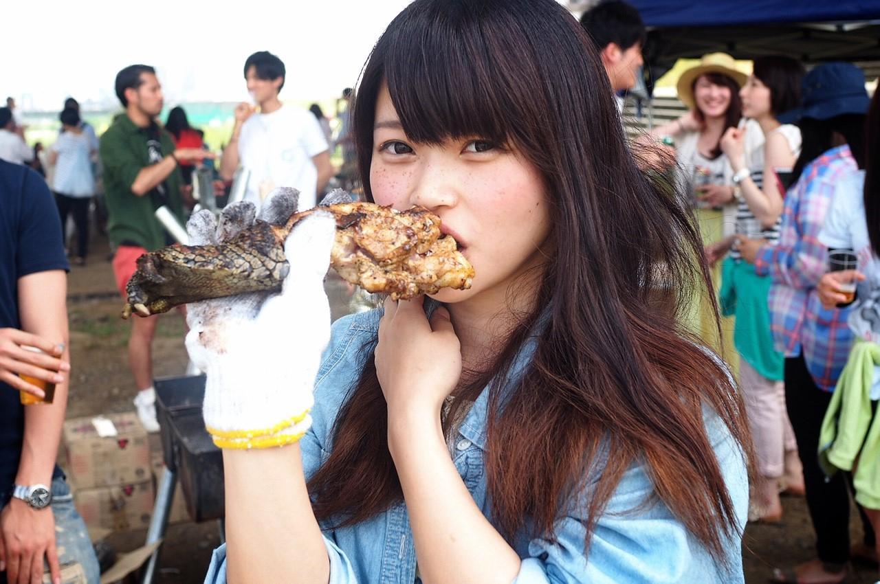 """ワニやラクダが食べられる!話題の珍肉BBQが東京と名古屋の2箇所で初開催 !! 10種類の""""珍肉""""が食べられる珍肉BBQが4月に東京と名古屋で開催される !"""