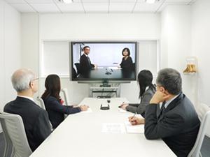 【VTVジャパン テレビ会議導入事例】 特許業務法人 津国様 拠点間、クライアントとのコミュニケーションインフラとしてアバイアテレビ会議を選択