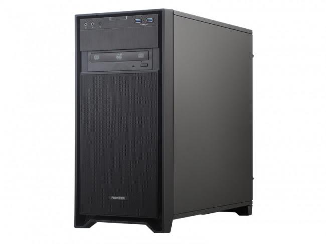 【FRONTIERゲーマーズ】第7世代CPU搭載 PHANTASY STAR ONLINE2推奨ゲーミングパソコン