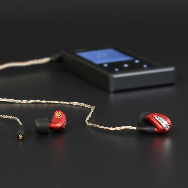 【上海問屋限定販売】 6基のBAが実現するプレミアムサウンド MMCX着脱式ケーブル対応 バランスドアーマチュア6基搭載 超高音質イヤホン 販売開始