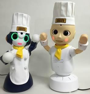 ゼンショーと大阪大学石黒研究室の共同研究 卓上ロボットによるファミレスでの「おもてなし」実証実験に エーアイの音声合成AITalk(R)が採用