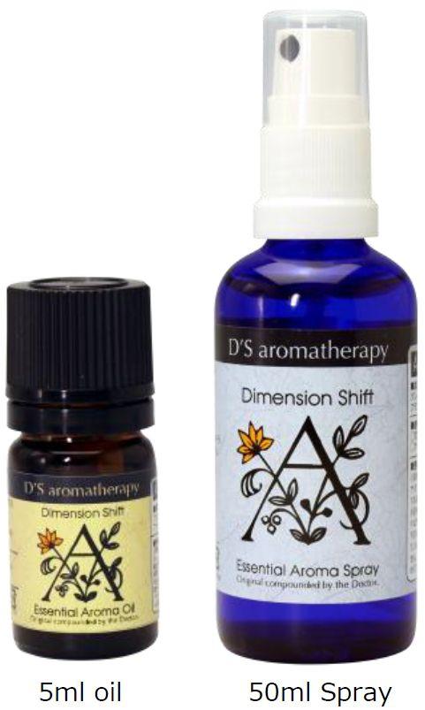 美容医療の専門医が開発した 女性が現代を生き抜く為のアロマオイル D'S aromatherapy 2018年2月22日(木)より販売開始