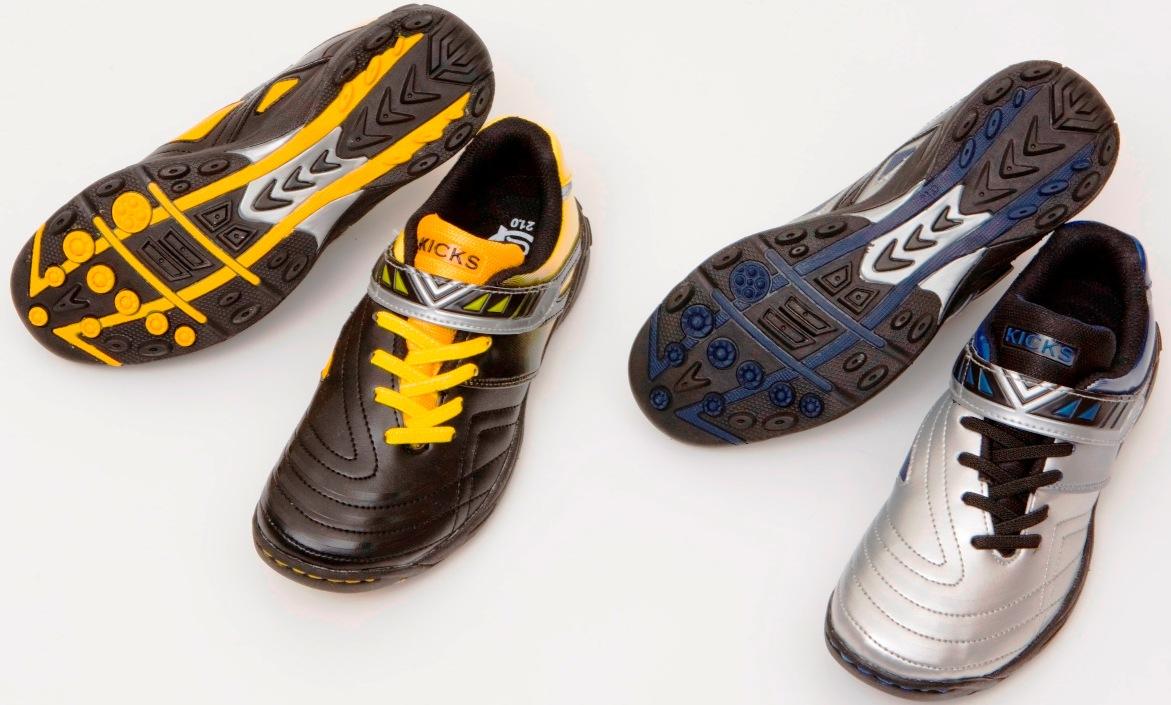 チヨダ、販売好調の子供用運動靴に新カテゴリー商品投入、 サッカーなど外遊びに適した子供用運動靴 くつひもの配置やつま先の強化、インサイドの衝撃吸収など工夫 2011年9月15日販売itter  @KUNSHL(http://twitter.com/KUNSHl)
