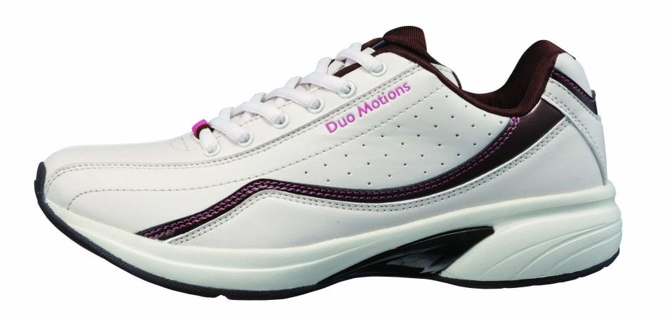チヨダ、好調のトーニングシューズPB商品に新色を追加 「歩くだけでエクササイズ」と「足裏の血行促進」、「安全性」を備えた女性用シューズ 2011年9月中旬 全国一斉発売