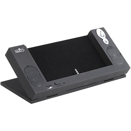【上海問屋限定販売】ニンテンドー3DS を迫力のサウンドで楽しむ動画や音楽鑑賞に最適 ニンテンドー3DS 用スタンド付きスピーカー 販売開始