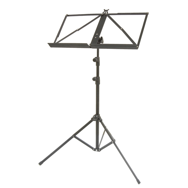 【上海問屋限定販売】 楽器の練習や会議の司会など 使い道いろいろ スチール製譜面台 販売開始