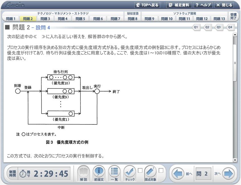基本情報技術者試験対策コンテンツCD-ROM(過去7試験分の問題・解説付)」を10月20日に発売