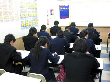 ◎中2の私が「普通の中学生」から「真の受験生に」!?◎ ~実際の入試をバーチャル体験できる「仮想高校入試」を実施~