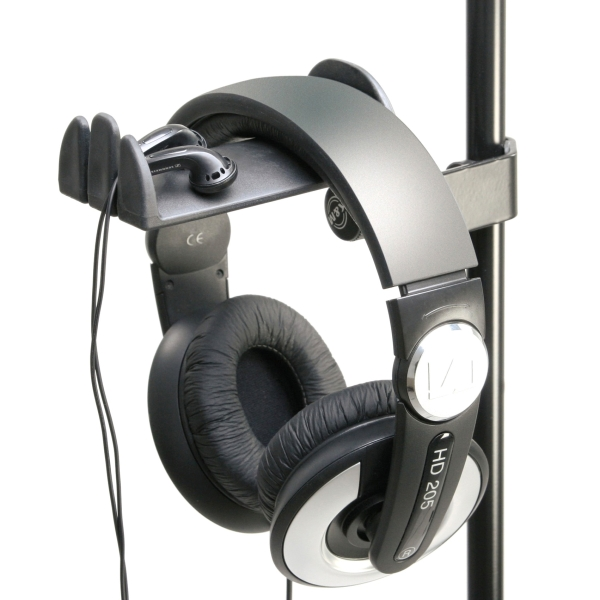 【上海問屋限定販売】 ヘッドフォンを飾りながら保管する あらゆる場所に設置可能な ヘッドフォンホルダー2種 販売開始