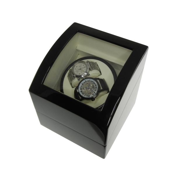 【上海問屋限定販売】いざ使う時に慌てない自動巻きの時計をいつでも使えるように準備しておく腕時計自動巻き機 ウォッチワインダー・コレクションボックス 販売開始