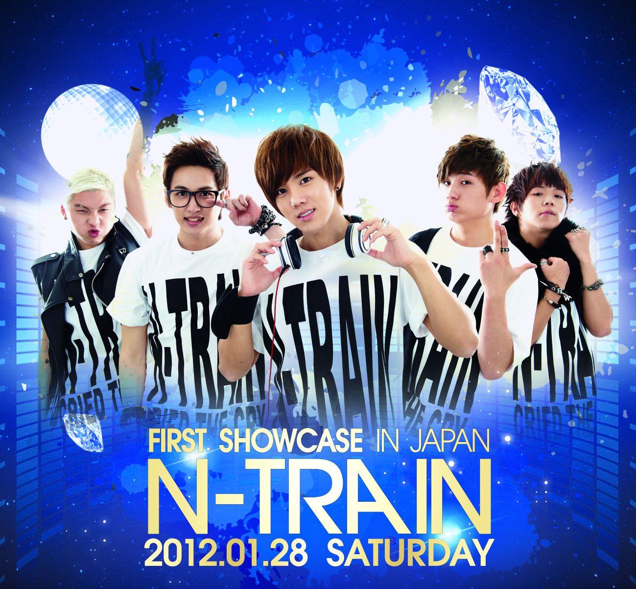 N-TRAIN First Showcase in Japan 2012~抜群の歌唱力とハーモニーで聴かせるこれまでの概念を壊すアイドルN-TRAIN日本初公演開催~