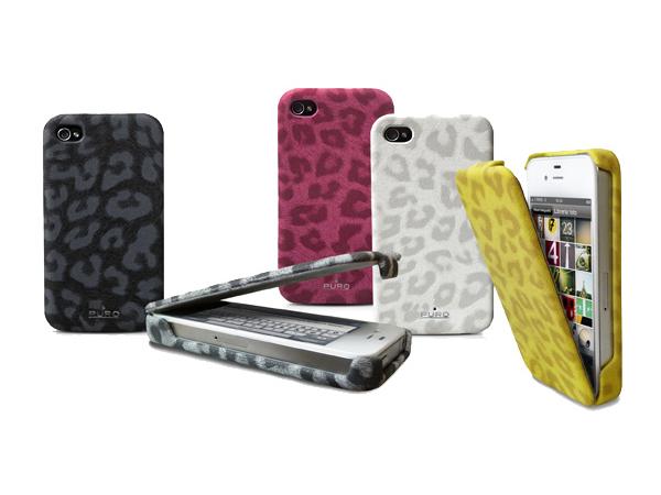 【上海問屋】 大人気 イタリアからきたiPhone4/4S ケース プーロ ワイルドすぎないレオパード柄 販売開始