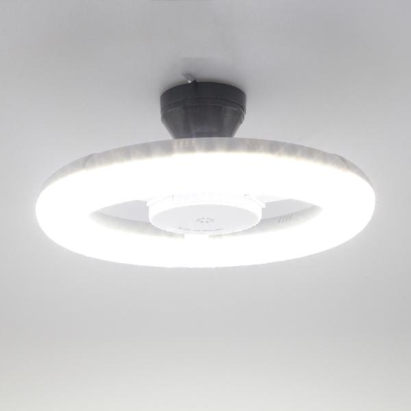 【上海問屋限定販売】 省エネ効果抜群 電球を斬新なデザインに変更しておしゃれな部屋へ E26口金(電球用ソケット)専用 環形LEDランプ2種 販売開始