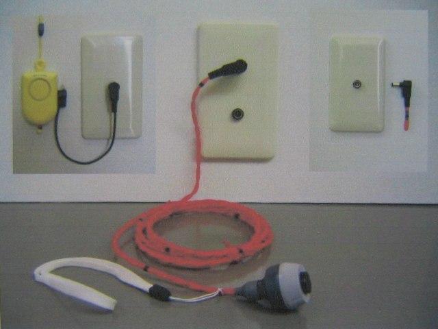 介護施設の火災対策に最適/介護用プラグ式火災警報器の新製品