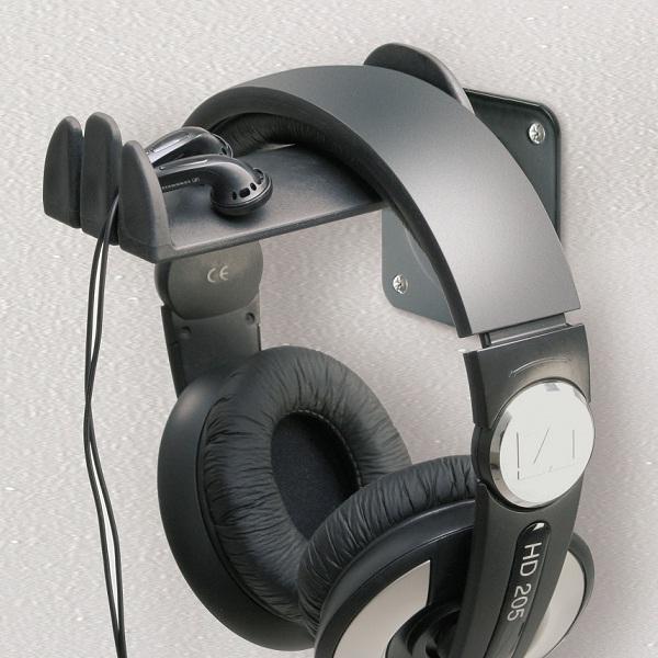 【上海問屋限定販売】ヘッドフォンを飾って収納 ドイツK&M社製ヘッドフォンスタンド 販売開始