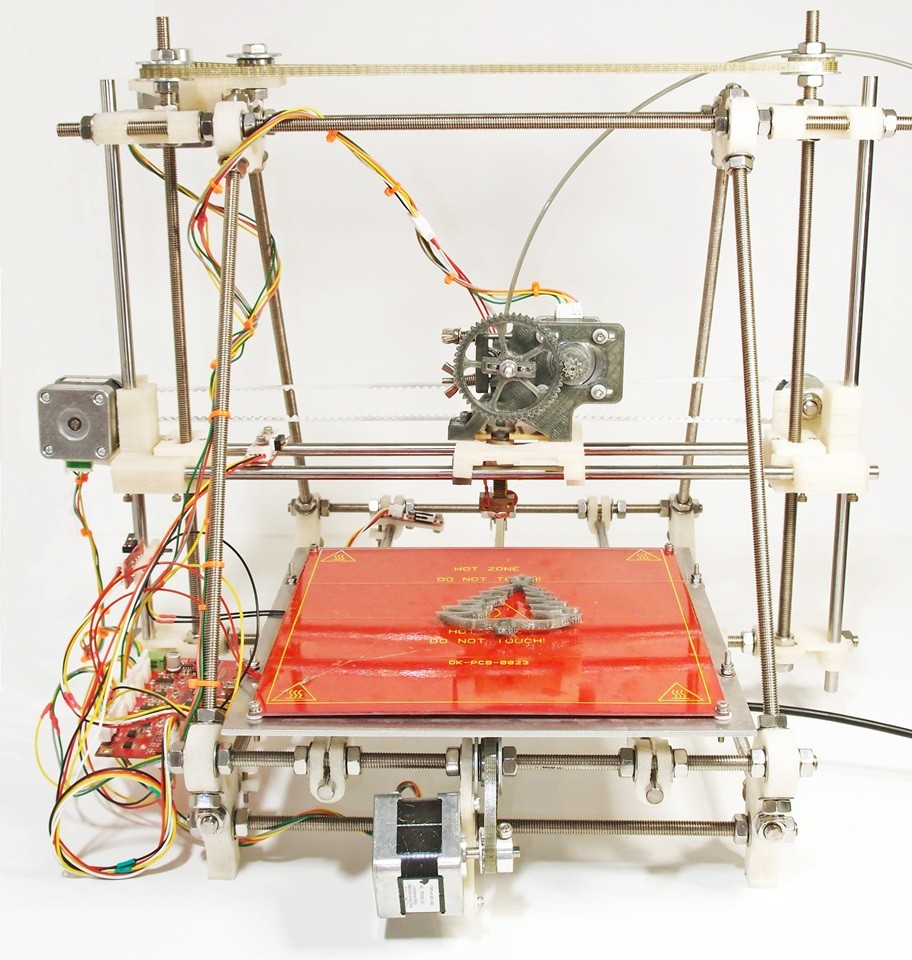3Dプリンター ルナヴァースト 3Dプリンターキット購入者にプリント用プラスチック材プレゼントキャンペーン http://lunavast.com/?pid=39241828