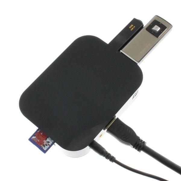 【上海問屋限定販売】PCを使わずにメモリカードのデータをテレビで見よう