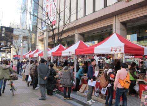 3月のハピマルシェ錦糸町テーマ「おいしくてeco!やさいの保存食」おいしい保存食で賢くて楽しいエコな暮らしをはじめよう!