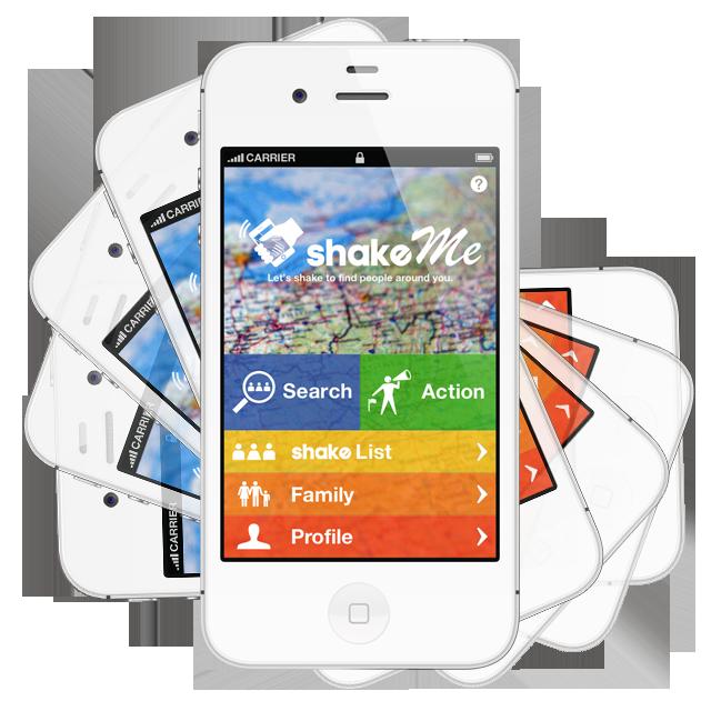Shake me(ベータ版)」をリリース