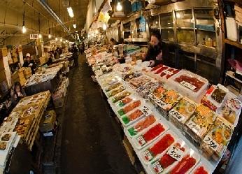 【朝の市場巡り】よくばりツアー