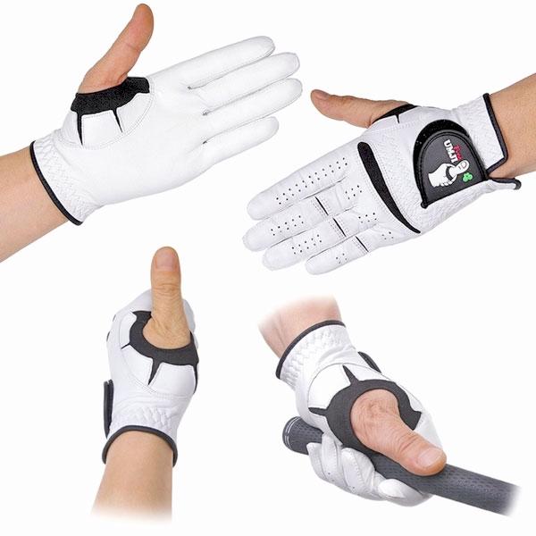 【上海問屋限定販売】親指を開放したらゴルフはグンとうまくなるかもまるで素手のような装着感 左手着用サムフリーゴルフグローブ 販売開始