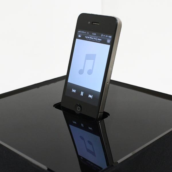 【上海問屋限定販売】iPhoneで3Dサウンドを楽しもう iPhone iPod対応3Dサウンドシステム販売開始