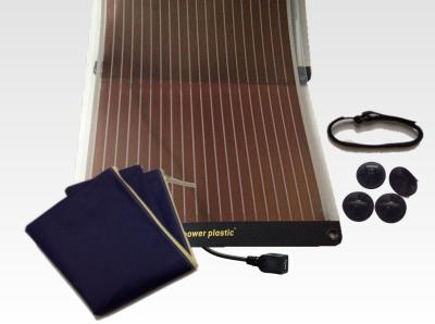 【新発売】低光量下で発電が可能な有機薄膜型ポータブルシースルーソーラー『PSS6-USB』の発売開始!!