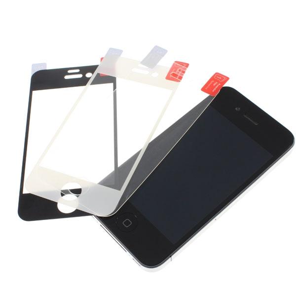 【上海問屋限定販売】iPhone4S/4 の操作性と安全性を向上 フレキシブル強化ガラス液晶保護シート 販売開始