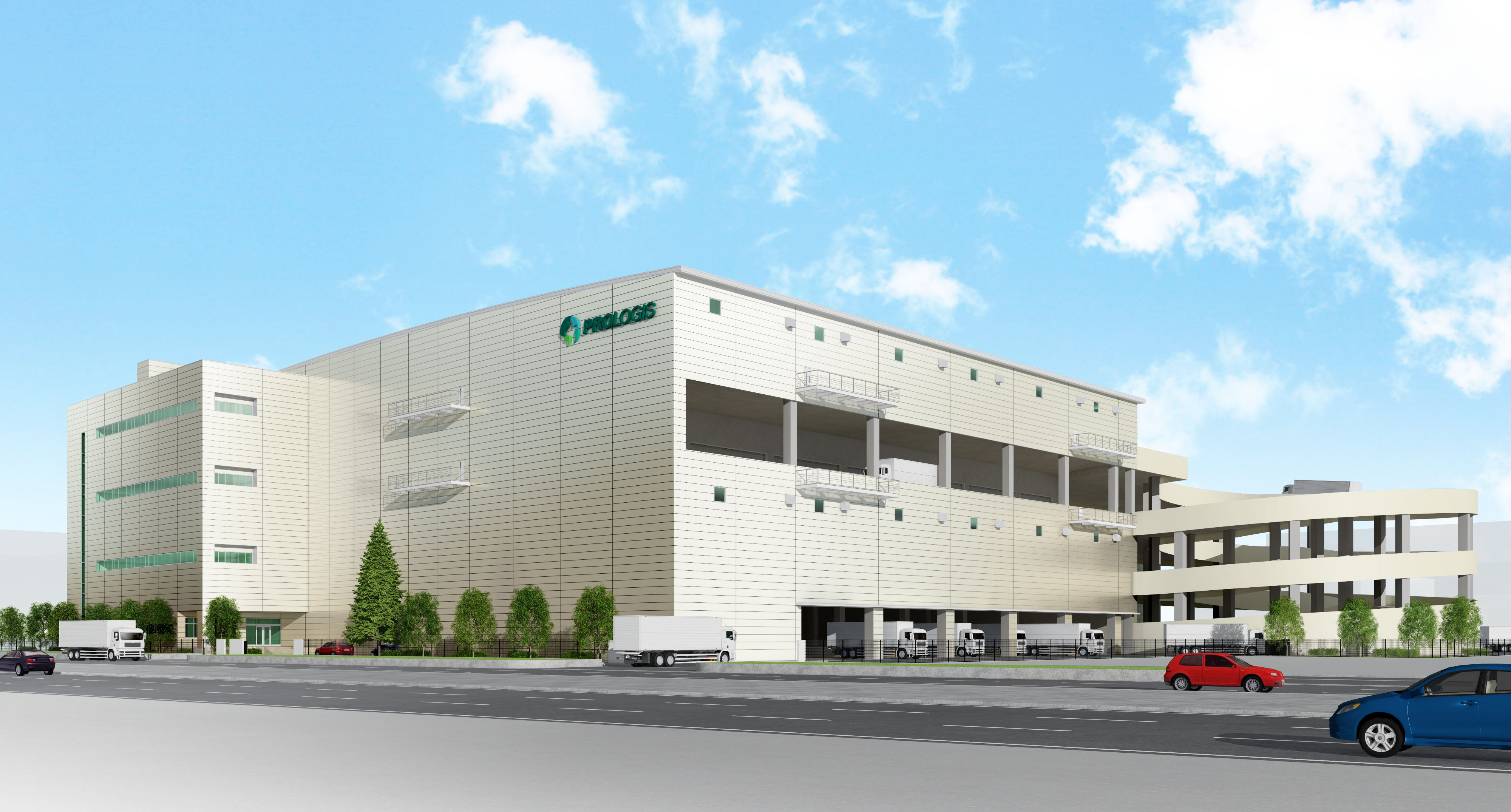 「工場で使える便利な通販」MonotaRO.com 2013年10月に第3ディストリビューションセンターを新設 本社近郊のMonotaRO専用物流施設「プロロジスパーク尼崎3」に開設決定 業容拡大に対応、在庫能力は現在の4倍超に