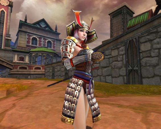 黒竜と武者鎧が満を持して登場! 仲間と共に失われた時間を取り戻すオンラインRPG「Forsaken World」5月アップデート「ZIPANG(ジパング)」実装!