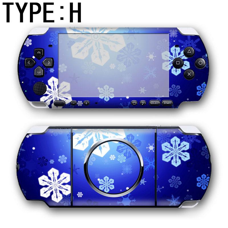 【上海問屋限定販売】 PSP-3000を華麗に変身させよう デコレーションシール各種 販売開始