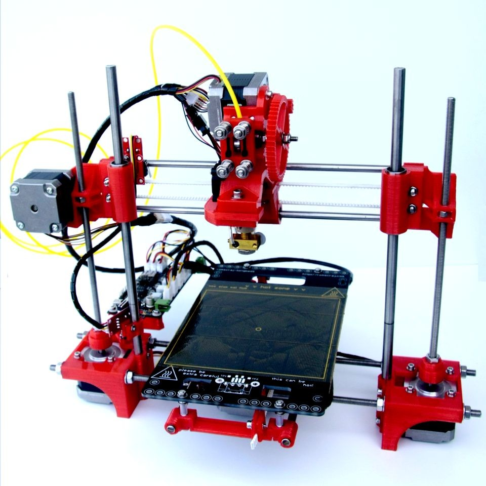 3Dプリンター ルナヴァースト ポータブル3Dプリンターキット、『ポータビー』を発売 http://lunavast.com/?pid=43691619