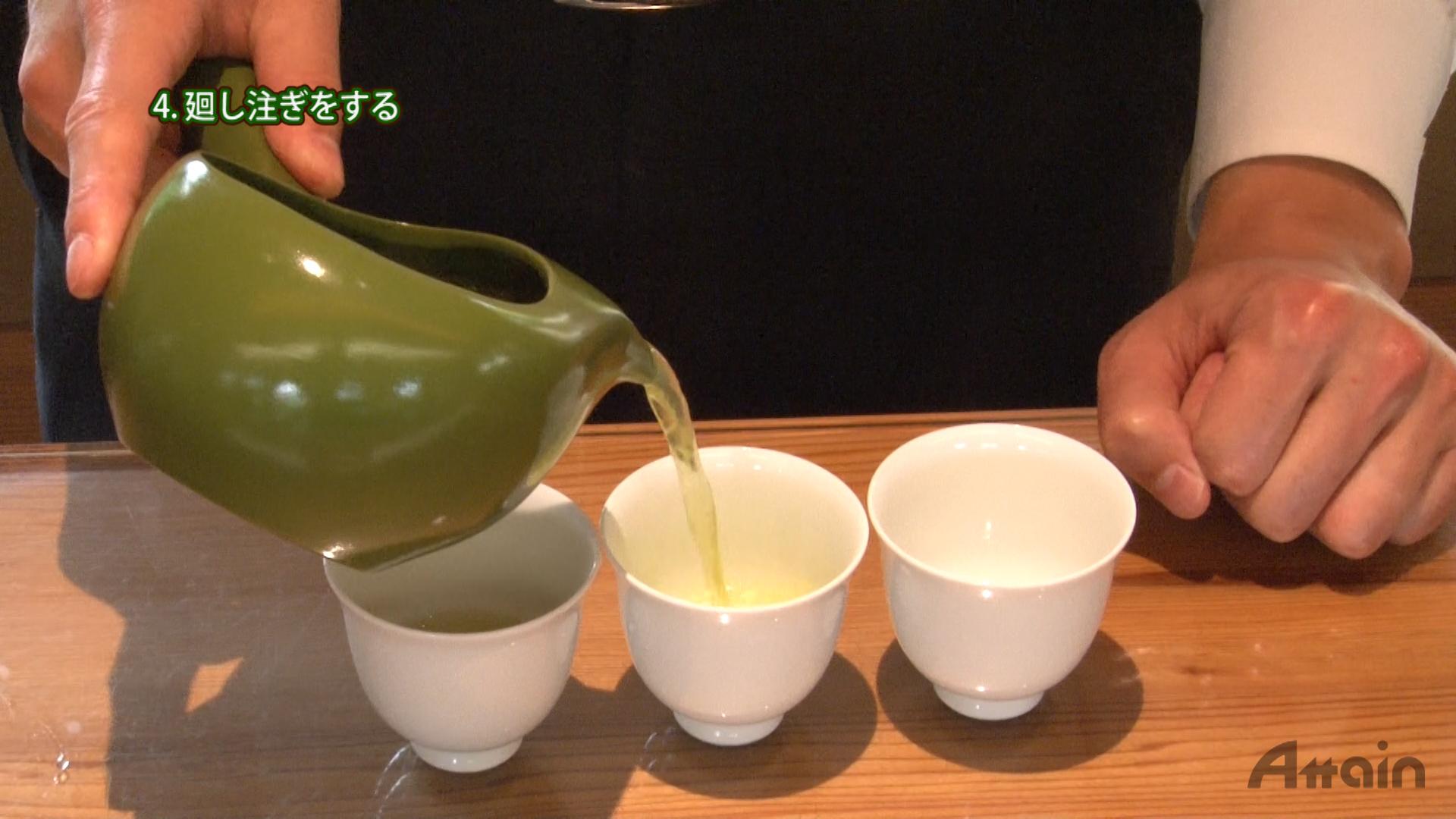 『おいしいお茶の淹れ方と八女茶の特徴』をYouTube【日本通TV】チャンネルに6月18日公開