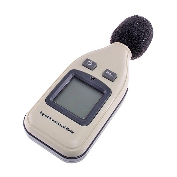 【上海問屋限定販売】 簡単手軽に騒音測定 デジタルサウンドレベルメーター(騒音計)販売開始