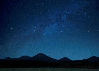 【期間限定】360°の大パノラマで感動体験◇星空観賞会プラン