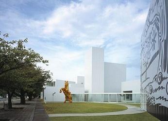 ホテルに美術館の展示室がオープン「Arts Cube 奥入瀬」プロジェクト開始。