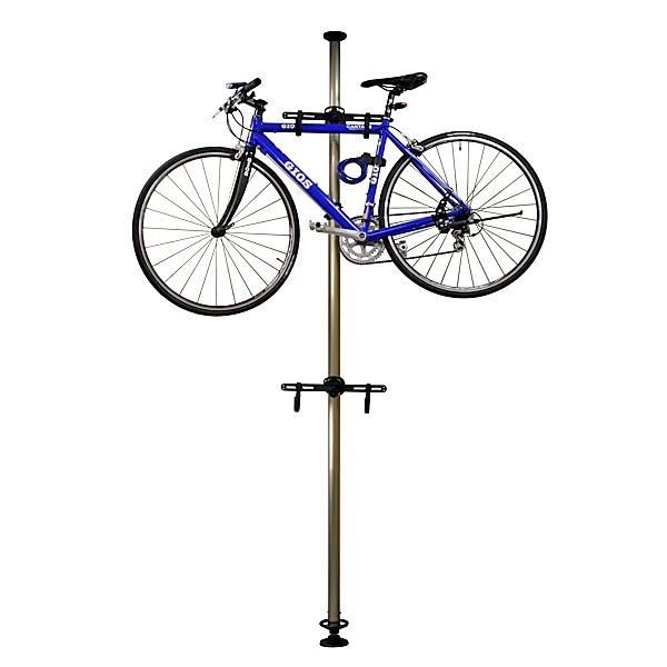 【上海問屋限定販売】自転車をオブジェにしよう 盗難防止にも有効 自転車ディスプレイスタンド2台用 販売開始