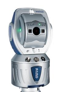 革新的に設計された、超小型の全く新しい FARO Laser Tracker Vantageが優れたパフォーマンスを提供 ファローは、業界をリードするレーザートラッカーを25%小型化。 同時に測定範囲を拡大し、 顧客の作業効率の向上を実現
