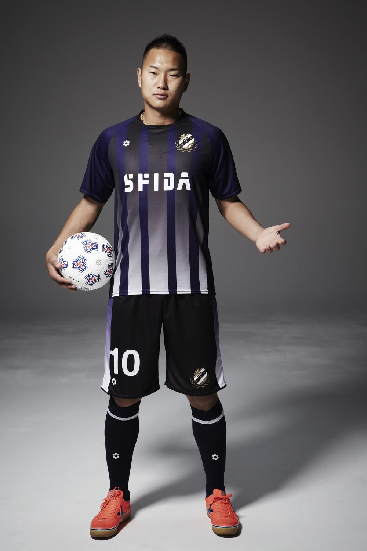SFIDA、チョン・テセ(北朝鮮代表)選手ら 3選手とスポンサーシップ契約を締結! ~挑戦心あふれる姿勢と個性に共鳴~
