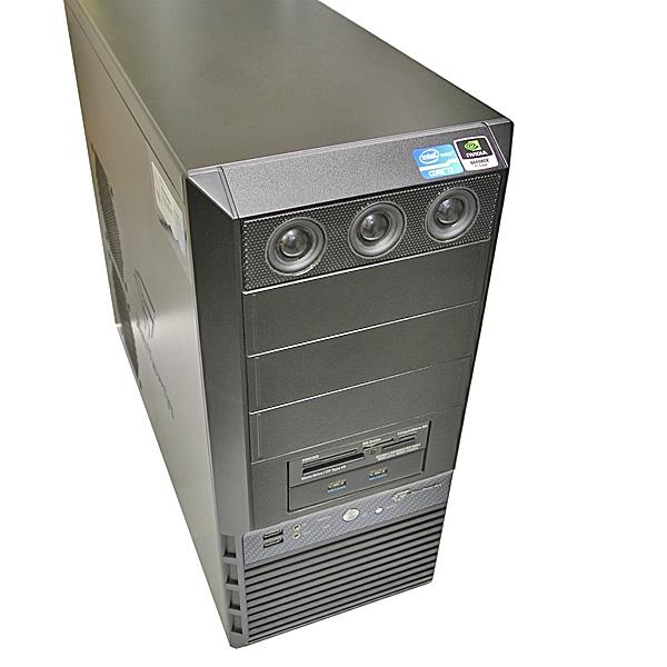 【上海問屋限定販売】デスクトップPC内蔵スピーカーが999円 内蔵だから場所をとらない 5インチベイ内蔵スピーカー 販売開始