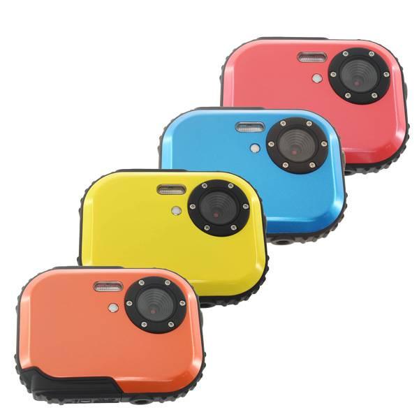【上海問屋限定販売】 防水・耐寒・防塵 過酷な環境に強いデジタルコンパクトカメラ4,999円 販売開始