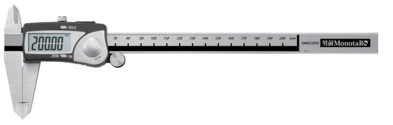 「工場で使える便利な通販」MonotaRO.com 男前MonotaRO ブランドより、「デジタルノギス(防滴タイプ)」を新発売 ~IP54 相当の防滴機能付き高品質デジタルノギスを5,000 円以下よりラインアップ~