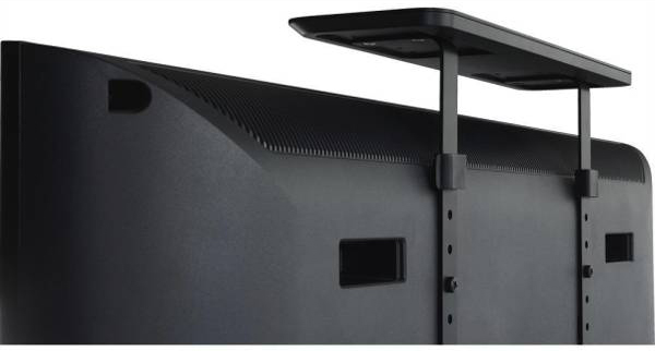 【上海問屋限定販売】 液晶テレビの上を有効活用 薄型液晶テレビ上ラック 販売開始