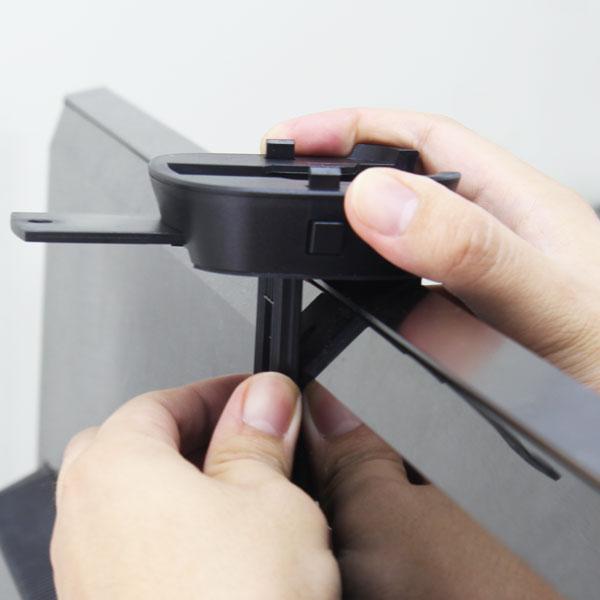 【上海問屋限定販売】あきらめていた液晶テレビの上に設置しよう Play Station Eye・Xbox Kinectセンサー両対応 液晶TV用マウントホルダー販売開始