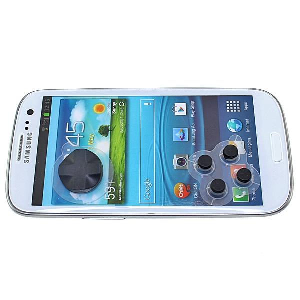 【上海問屋限定販売】iPhone5対応 スマホやタブレットのゲームがもっと楽しくもっと上達 着脱簡単 液晶モニター用ゲームボタン 販売開始