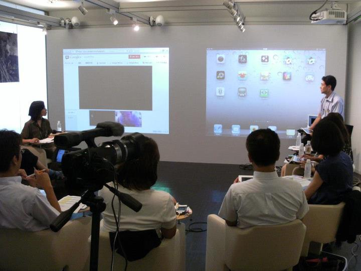 【ママプリ】 教員、学生、主婦、企業による、iPad×教育の勉強会を開催! ~ 「第3回 iPad教育活用研究会 in iSiD」の模様をUstreamで動画公開 ~