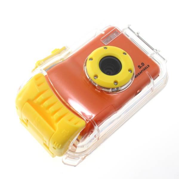 【上海問屋限定販売】 水中でも陸上でも気軽に使えるデジタルカメラが5,999円 15m防水ケースつきデジタルカメラ 販売開始