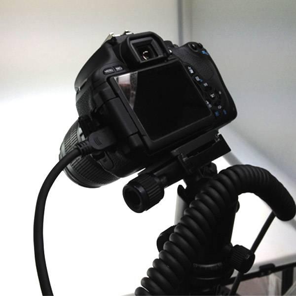 【上海問屋限定販売】 一眼レフビデオカメラなどに最適 5.5m径HDMIカールコードケーブル3タイプ販売開始
